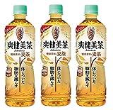 コカ・コーラ 爽健美茶 健康素材の麦茶 600mlPET×3本