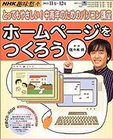ホームページをつくろう―とってもやさしい!中高年のためのパソコン講座 (NHK趣味悠々)