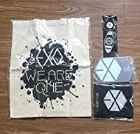 EXO FC グッズ + 銀テープ