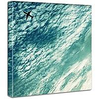 アートデリ ポスター 壁掛けインテリアにファブリックパネル|青空 pho-0052