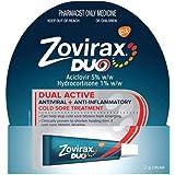 Zovirax Duo Antiviral + Anti-Inflammatory Cold Sore Treatment 2g
