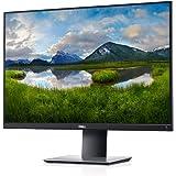 Dell (デル) P2421 24インチ 1200p 16:10 WUXGA フルHD IPS 薄型ベゼルモニター HDMI ディスプレイポート VESA認定 ブラック