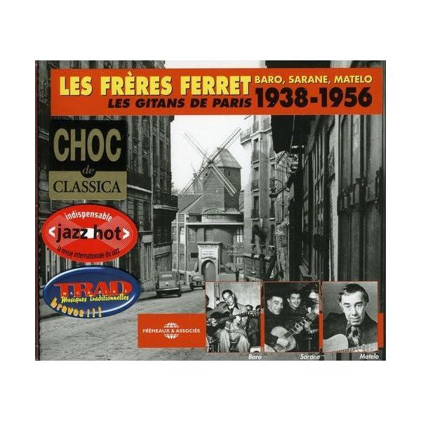 Les Gitans De Paris 1938-56の商品画像