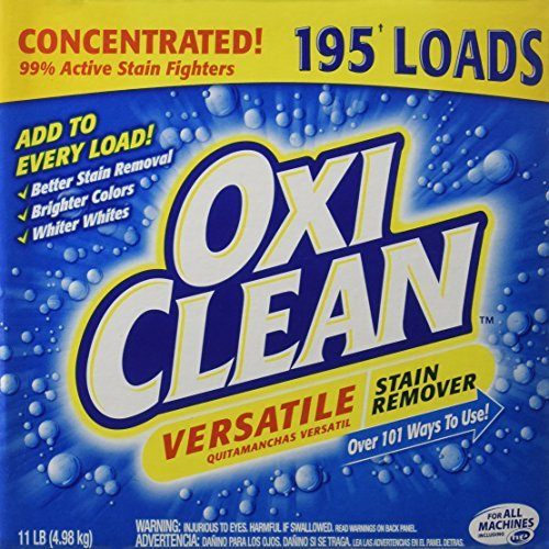 RoomClip商品情報 - OXICLEAN(オキシクリーン) STAINREMOVER 4.98kg シミ取り 漂白剤 by オキシクリーン