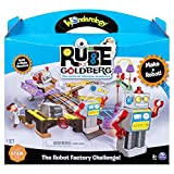 Rube Goldberg The Robot Factory Challenge Interactive S.T.E.M Learning Kit ロボット工場チャレンジ対話型S.T.E.M学習キット [並行輸入品]