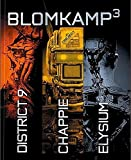Blomkampツウ Limited Edition Collection - Blu-ray - DigiBook / Chappie / District 9 / Elysium / Blu-ray + UltraViolet - Sony Pictures | 2009-2015 | 3 Movies | 341 min | Rated R | Jun 16, 2015 - Starring: Sharlto Copley, Brandon Auret, Jason Cope, Eugene Khumbanyiwa, Jose Pablo Cantillo, Chris Shields - Director: Neill Blomkamp