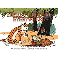 There's Treasure Everywhere (Calvin and Hobbes Book 15) (English Edition)