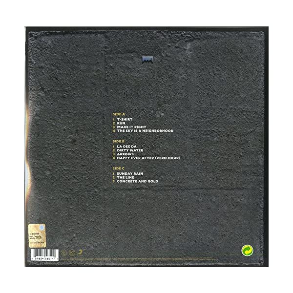 CONCRETE AND GOLD [2LP]...の紹介画像2