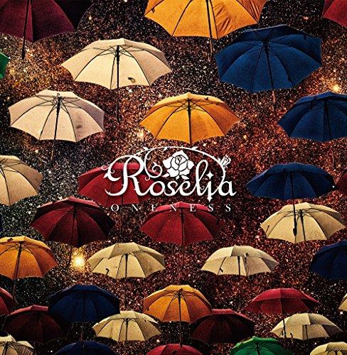 BanG Dream! – ONENESS (Roselia) [Single] [FLAC / Lossless / CD] [2017.11.29]