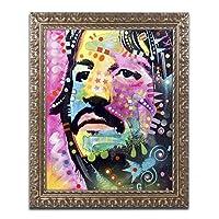 商標Fineアートali1527-g1114Fリンゴ・スターby Dean Russo 11x14 ALI1527-G1114F