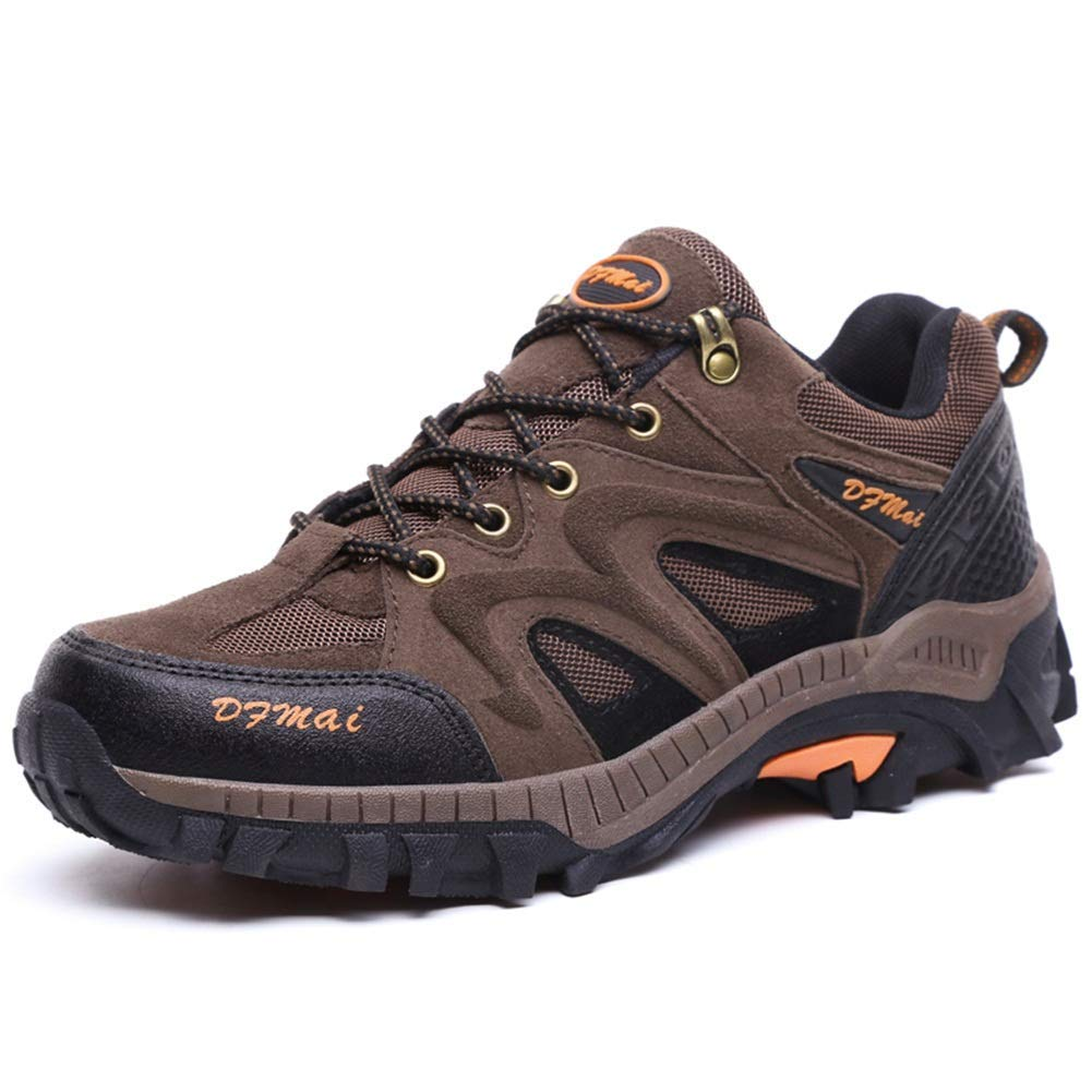 a83e30bbec5203 UMENGX Outdoor Shoes, Hiking, Men's, Breathable, Climbing, Lightweight,  Sports Shoes, High Cut, Trekking, 3 Colors Available