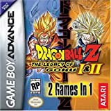 Dragon Ball Z: Goku 1 & 2 / Game