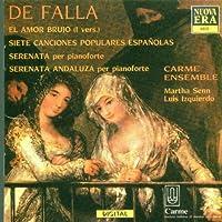 Falla;El Amor Brujo/Siete C