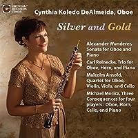 Quartet for Oboe Violin Viola & Cello Op. 61