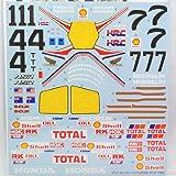 【STUDIO27/スタジオ27】1/12 NSR500 No.1、4、7 WGP 1986
