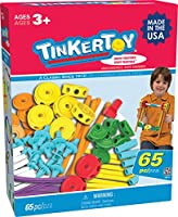 Tinkertoy 65ピースエッセンシャルバリューセット