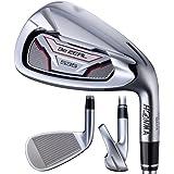 本間ゴルフ Be ZEAL535 アイアン単品(#4/#5/#11/Aw/Sw) 【カタログ純正シャフト装着モデル】 ビジール535 メンズ