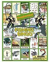 Lucy Hammet Bingo Games LH7177 11.5D x 1W x 9L Fishing Bingo