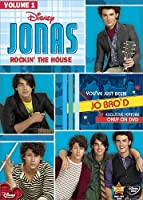 Jonas 1: Rockin the House [DVD] [Import]
