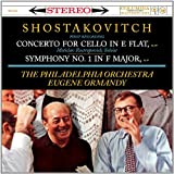 Shostakovich: Symphony No.1, Cello Concerto No. 1