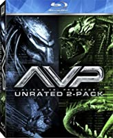 Alien Vs Predator 1 & 2 [Blu-ray]
