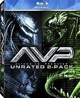 Alien Vs Predator 1 & 2 [Blu-ray]