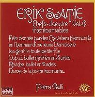 ERIC SATIE/ VOLUME 4