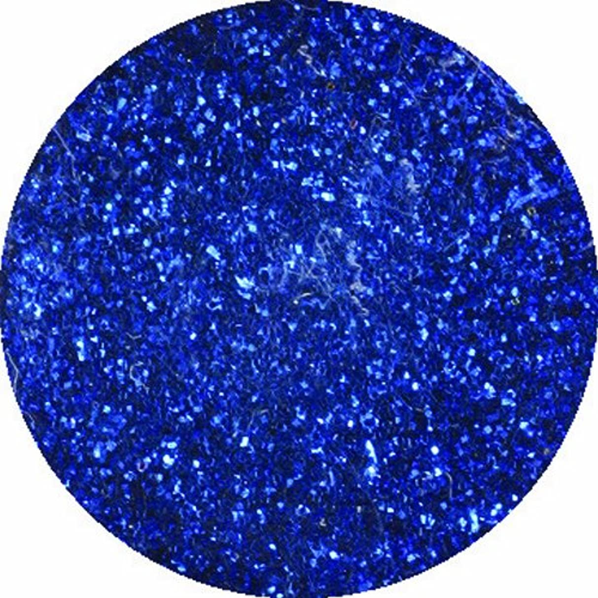 偽善放散する自己尊重ビューティーネイラー ネイル用パウダー 黒崎えり子 ジュエリーコレクション ブルー0.05mm