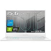 ASUS ゲーミングノートパソコン TUF Dash F15 FX516PM(インテル Core i5-11300H/1…