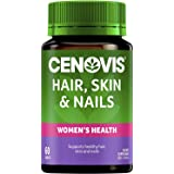 Cenovis Hair, Skin & Nails - Supports Collagen Formation - Supports and Maintains Healthy Hair, Skin, Nails, 60 Tablets