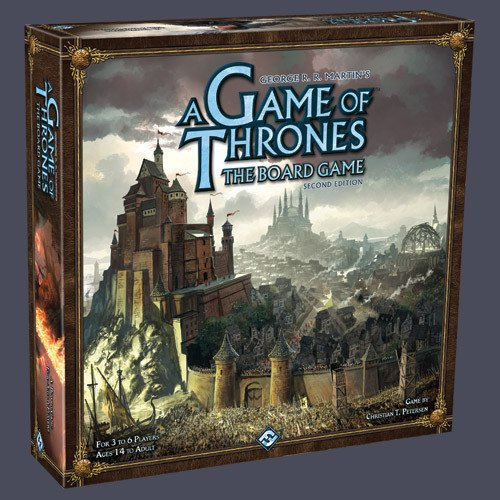 A Game of Thrones: The Board Game Board Game