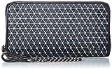 インディゴブルー メンズ ジップラウンド 長財布 MOVE-IN-ON CHAIN 24 ZIP - wallet X04472P1233 H4807 UNI
