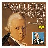 モーツァルト:初期交響曲集Vol.1