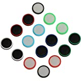 Controller Thumbstick Grips Caps, Timorn 16 xSilicone Joystick Grips Covers for Joystick Nintendo Switch NS Joy Con Grip Anal