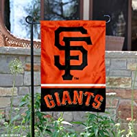 San Francisco Giants両面ガーデン旗
