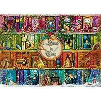 愛の海の木製ジグソーパズルのおもちゃ1000アダルトチルドレンジグソーパズル夢のような愛ゴージャスな星空ライオン教育玩具ギフト 0108 (Color : F, Size : 1000 pieces)