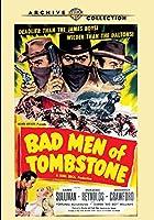 Bad Men of Tombstone [DVD]