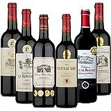 [Amazon限定ブランド]注目の複数メダル受賞 ワインも! すべて金賞受賞ボルドー赤ワイン6本セット(赤750mlx6) [フランス/Amazon.co.jp限定/Curator's Choice]