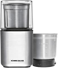Rommelsbacher EGK 200 Spices & Coffee Grinder and Blender Stainless Steel