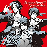 「ヒプノシスマイク -Division Rap Battle-」キャラクターソングCD1「Buster Bros!!! Generation」 イケブクロ・ディビジョン