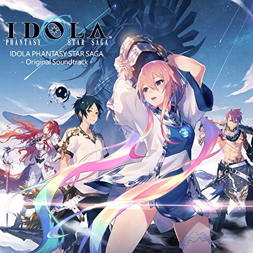 Idola Phantasy Star Saga Origi...
