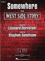 Leonard Bernstein: Somewhere (West Side Story) / レナード・バーンスタイン: サムウェア(ウエスト・サイド物語) 楽譜. For ピアノ、ヴォーカル & ギター, 合唱