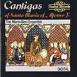 Cantigas of Santa Maria of Alf