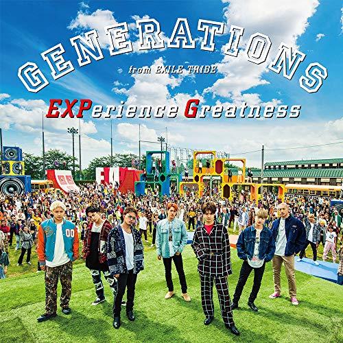 [画像:【メーカー特典あり】 EXPerience Greatness (CD+DVD)(オリジナルポスター:A3サイズ付)]