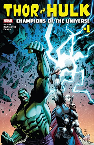 amazon thor vs hulk champions of the universe 2017 1 of 6