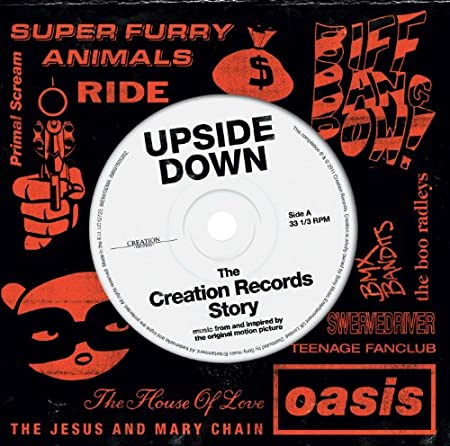 Upside Down: the Story of Crea