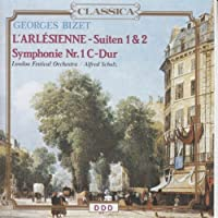 L'arlesienne 1/2 Symphony 1