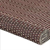 WUFENG 竹カーテン セミシェーディング 帯電防止 リビングルーム パーティション 防塵 臭いがない インドア 3サイズ 23色 (色 : C, サイズ さいず : 120x200cm)