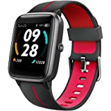 "UMIDIGI Uwatch3 GPS Smart Watch, Built-in GPS, Customized Dial, 1.3"" Waterproof Touch Screen Smartwatch, Fitness Tracker with"