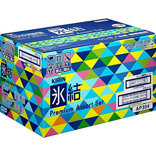 キリン氷結 プレミアムアソートセット 350ml×8本、240ml×6本
